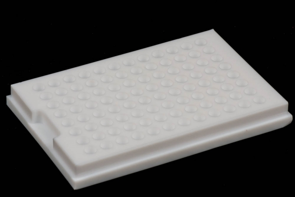 SPI Supplies Brand Cell Culture Plate, PTFE, Square Shape