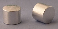SPI Supplies Aluminum SEM Mounts for JEOL 840 Series SEMs, 10 mm, Luster Finish