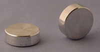SPI Supplies Brand SEM Mounts, 15 mm Dia x 5 mm High, Aluminum, Lathe Finish