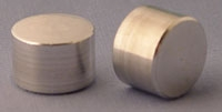 SPI Supplies Brand SEM Mounts for Topcon/ISI SEMs, 15x15 mm,. Lathe Finish