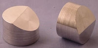 SPI-Luster Finish Aluminum Angled 30 ° Universal SEM Mounts 25.4 mm Diameter