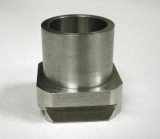 SPI Supplies SEM Mount Holder JEOL 1 in(25mm) Cylindrical Regular SEM Mounts, Al,pk1
