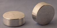 SPI Supplies Brand Aluminum Specimen Mounts, 14 mm Dia x 10 mm High for Hitachi SEMs