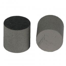 SPI Supplies Brand 9.5x9.5 mm Spectroscopically Pure Carbon SEM Mounts, Ultra-Smooth