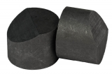 SPI Supplies Spec.Pure Carbon Mount 24.5mm- 30 Degree Angle