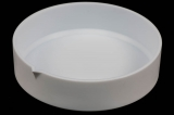 SPI Supplies Brand PTFE Evaporating Dish for Laboratory Use With Spout