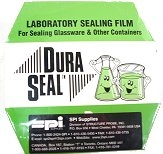 "DuraSeal 4""x500 ft (101 mm x 152.4 m), Laboratory Sealing Film, per Roll"