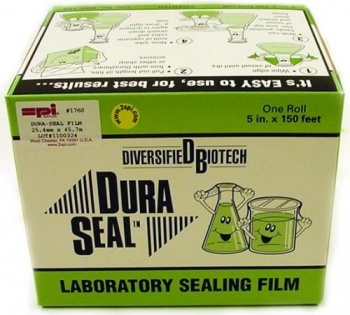 "DuraSeal 1""x150 ft (25.4 mm x 45.7 m), Laboratory Sealing Film, per Roll"