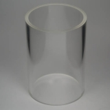 Acrylic Chamber for Original SPI Sputter Coater, 4 x 6 in (100 x 152.4 mm) High for Models 12121/31