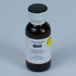 Type LDF Cargille Immersion Oil For Fluorescence Microscopy