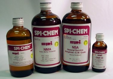 SPI-Chem Quetol 651 NSA Resin Kit with 2x30ml DMP-30 - 1175 ml Total(CofC not available)