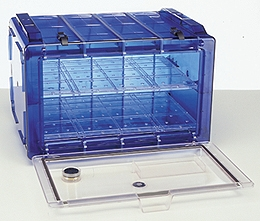 Secador 4.0 Desiccator Cabinet Horizontal All Blue Manual F4207-40007