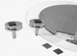 SPI Supplies Brand Silicon Chip Substrates
