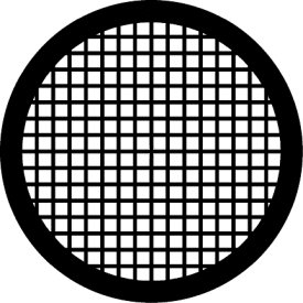 Graticules Optics, Ltd. 150 Mesh Ti Grid/25