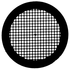 Graticules Optics, Ltd. 200 Mesh Ni/100