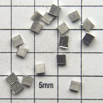 SPI Supplies Individual Loose Microanalysis Standard - Rhodium (Rh) (alternate to AS0240-AB)
