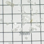 SPI Supplies Individual Loose Microanalysis Standard Item, Minerals Group, Albite (alternate to AS10
