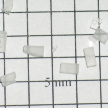 SPI Supplies Individual Loose Microanalysis Standard Item, Minerals Group, Calcite (alternate to AS1
