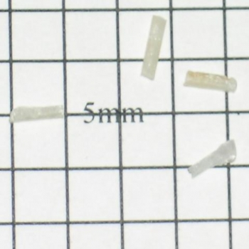 SPI Supplies Individual Loose Microanalysis Standard Item, Minerals Group, Jadeite (alternate to AS1