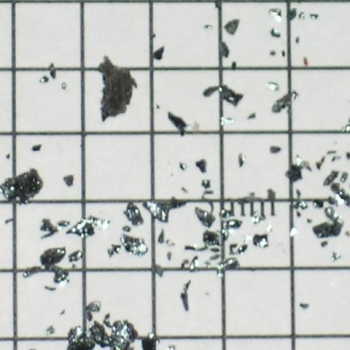 SPI Supplies Individual Loose Microanalysis Standard Item, Minerals Group, Kaersutite (alternate to
