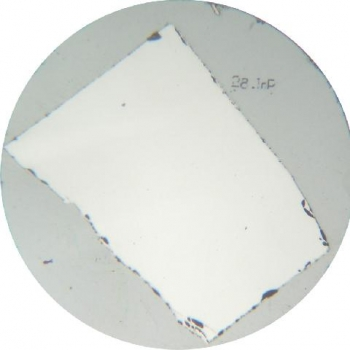 SPI Supplies Individual Mounted Microanalysis Standard Item, Synthetics Group, Indium Phosphide