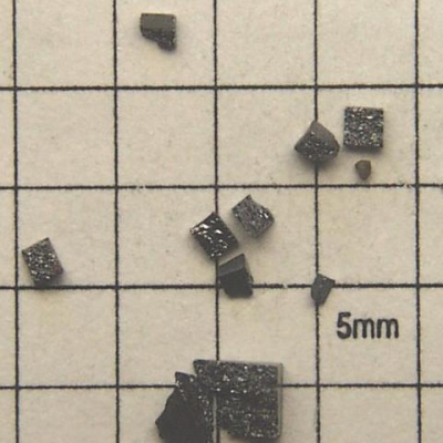 SPI Supplies Brand Standards For Microanalysis, Metals CMTaylor Boron, Unmounted Loose Grain