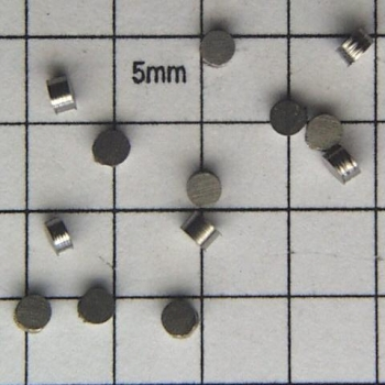 SPI Supplies Brand Standards For Microanalysis, Metals CMTaylor Titanium, Unmounted Loose Grain