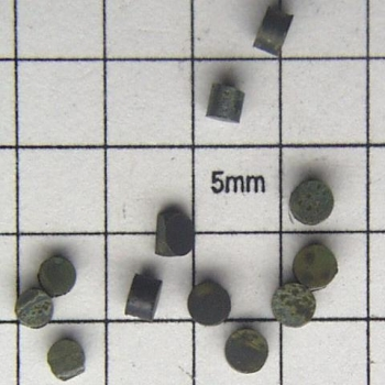 SPI Supplies Brand Standards For Microanalysis, Metals CMTaylor Vanadium, Unmounted Loose Grain