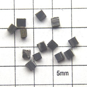 SPI Supplies Brand Standards For Microanalysis, Metals CMTaylor Iron, Unmounted Loose Grain