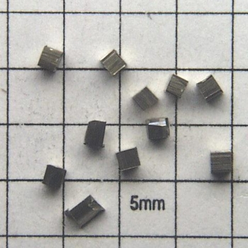 SPI Supplies Brand Standards For Microanalysis, Metals CMTaylor Nickel, Unmounted Loose Grain