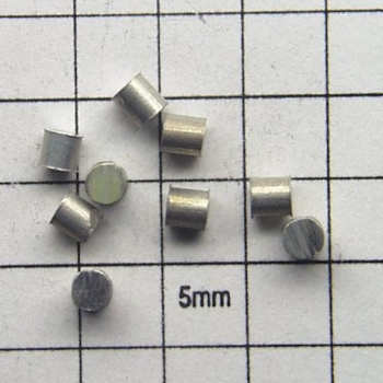 SPI Supplies Brand Standards For Microanalysis, Metals CMTaylor Cadmium, Unmounted Loose Grain