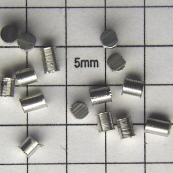 SPI Supplies Brand Standards For Microanalysis, Metals CMTaylor Collection Tin, Unmounted Loose Grai