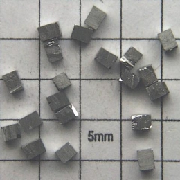 SPI Supplies Brand Standards For Microanalysis, Metals CMTaylor Collection Antimony, Unmounted Loose