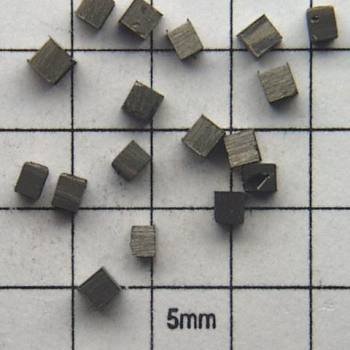 SPI Supplies Brand Standards For Microanalysis, Metals CMTaylor Holmium, Unmounted Loose Grain
