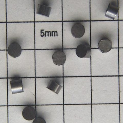 SPI Supplies Brand Standards For Microanalysis, Metals CMTaylor Tantalum, Unmounted Loose Grain