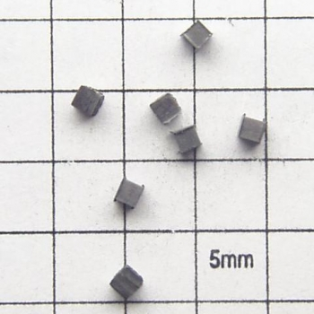 SPI Supplies Brand Standards For Microanalysis, Metals CMTaylor Rhenium, Unmounted Loose Grain