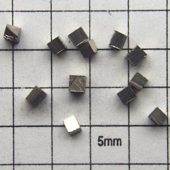 SPI Supplies Brand Standards For Microanalysis, Metals CMTaylor Bismuth, Unmounted Loose Grain