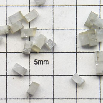 SPI Supplies Brand Standards For Microanalysis, Mineral CMTaylor Albite A, Unmounted Loose Grain