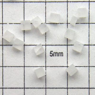 SPI Supplies Brand Standards For Microanalysis, Mineral CMTaylor Cryolite, Unmounted Loose Grain
