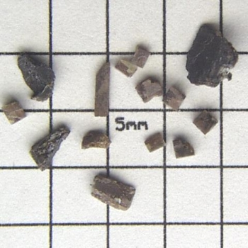 SPI Supplies Brand Standards For Microanalysis, Mineral CMTaylor Zircon, Unmounted Loose Grain