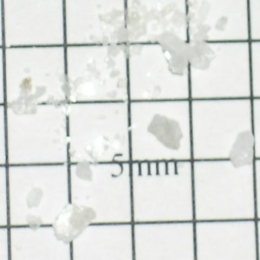 SPI Supplies Brand Standards for Microanalysis CMTaylor Anhydrite Unmounted Loose Grain