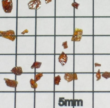 SPI Supplies Individual Loose Microanalysis Standard Monazite (High Th)