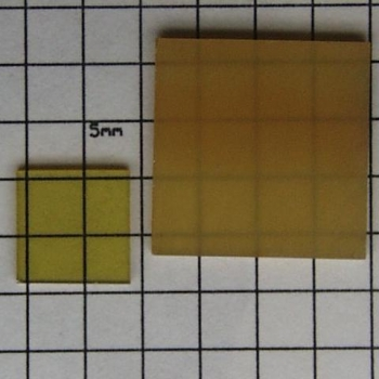 SPI Supplies Brand Standards For Microanalysis, Synthetic CMTaylor,Bismuth Germanate, Mounted