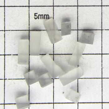 SPI Supplies  Brand Standards For Microanalysis, Halogens, CMTaylor, Barium Fluoride, Mounted
