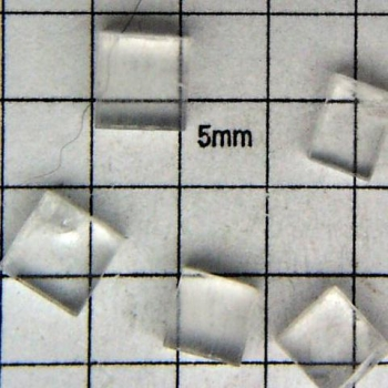 SPI Supplies  Brand Standards For Microanalysis, Halogens, CMTaylor, Lithium Fluoride, Mounted