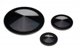 SPI-Glas 22 Glassy Carbon (Vitreous) Crucible Lids