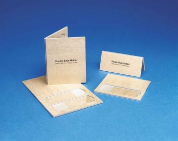 SPI Supplies Brand Disposable Slide Mailers, Paper, One Slide, Pack of 25