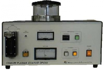 Osmium Plasma Coater OPC-60A Automatic Operation for Osmium Deposition