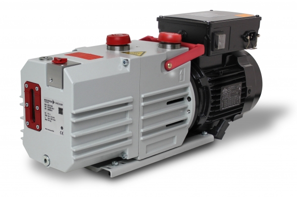 Pfeiffer DUO 10 M Vacuum Pump with Oil Mist Filter, 115 V/230 V, 50/60 Hz