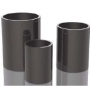 SPI-Glas 22 Glassy Carbon(Vitreous)Crucible Style GAZ02 1.3 ml Volume x 14.4 mm Diax18.2mm High